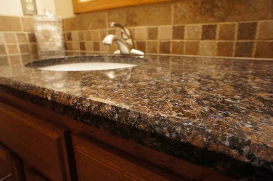 Tan Brown Granite Heartland Granite Quartz