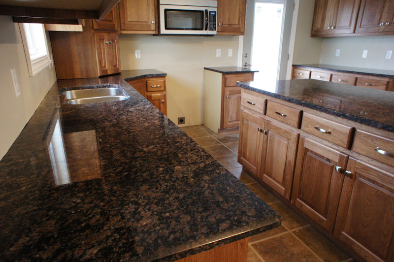 English Brown Granite : English brown heartland granite quartz